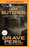 img - for Grave Peril (The Dresden Files) book / textbook / text book