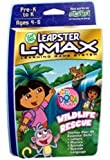 LeapFrog Leapster L-Max Game: Dora the Explorer Wildlife Rescue