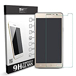 MTT® Premium Tempered Glass Screen Protector for Samsung Galaxy On7 & On7 Pro
