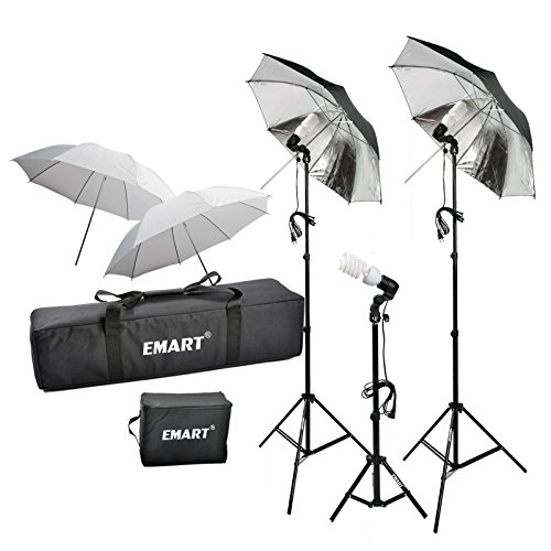 Emart-600W-Photography-Light-Photo-Video-Studio-Umbrella-Lighting-Kit