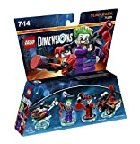Cheapest LEGO Dimensions  DC Comics  Joker and Harley Quinn Team Pack on PlayStation 2