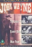 The Lucky Texan/Randy Rides Alone/The Man From Utah [DVD]