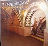 Straphangin' LP (Vinyl Album) German Arista 1981