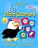 50 State Quarters CollectorKids Guide Handbook and Coin Album