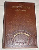 img - for Life Among the Apaches Classics of the Old West (Leather Bound with Gold Etching on Edges of Pages and Gold Lettering on Cover and Spine) By John C. Cremony 1868 book / textbook / text book