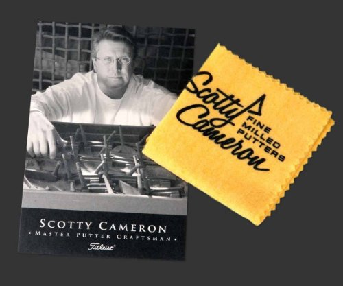 SCOTTY CAMERON ORIGINAL OIL CLOTH