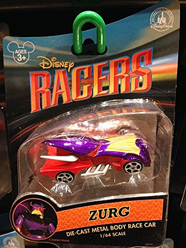 Disney Park Racer Toy Story Emperer Zurg Diecast Model Car Racers NEW