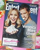 Entertainment Weekly February 21, 2014 Veronica Mars Lives!