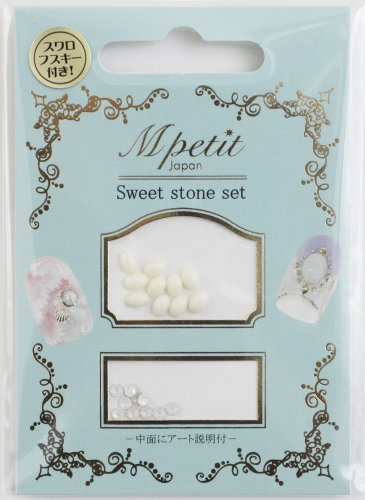 Mpetit SWEET STONE SET B323各10個入