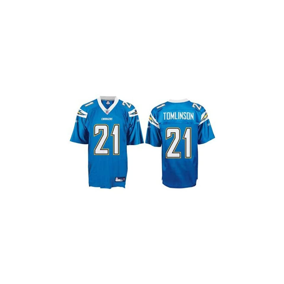 LaDainian Tomlinson #21 San Diego Chargers NFL Replica Player Jersey (Alternate Color)