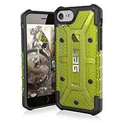 UAG iPhone 7 [4.7-inch screen] Plasma Feather-Light Composite [CITRON] Military Drop Tested iPhone Case