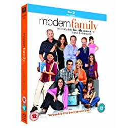 Modern Family: Season 4 [Blu-ray]