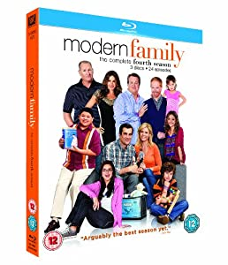 Modern Family - Season 4 [Blu-ray]