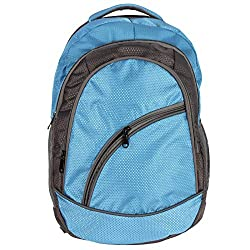 Greentree Backpack Multi Purpose Bag Unisex College Designer Blue Bag MBG02