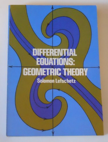 Differential Equations: Geometric Theory