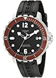 Tissot Men's T0664071705703 Seastar Analog Display Swiss Automatic Black Watch
