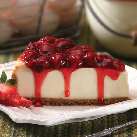 Mother's Day Gift Strawberry Cheesecake