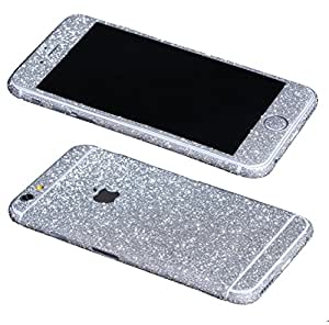 Just Mode Mobile Cover (Silver)