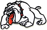 U.S. Marine Corps Georgia Bulldog Dog Pet Polo T shirt Patch Sew Iron on Embroidered Badge Sign Costume at Amazon.com