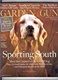 Garden and Gun Magazine December 2014/ January 2015{sporting South Issue}
