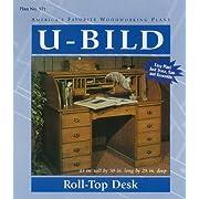 Roll-Top Desk Plans