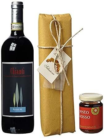 "Geschenkset ""Italien - Dolce Vita all' Italia"" (3-teilig)"