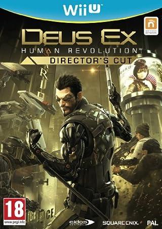Deus Ex: Human Revolution - Director's Cut (Nintendo Wii U)