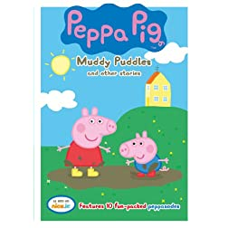 Peppa Pig - Muddy Puddles