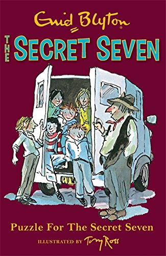 10: Puzzle For The Secret Seven