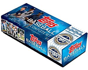 New York Yankees 2009 Topps MLB Factory Set Retail Cards by Sports Images