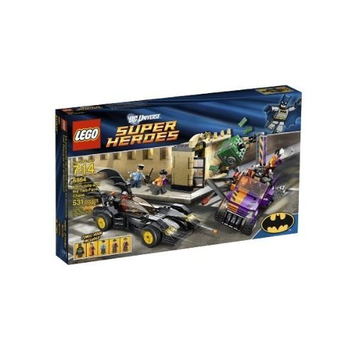 LEGO Super Heroes Batmobile and The Two-Face Chase 6864 at Gotham City Store