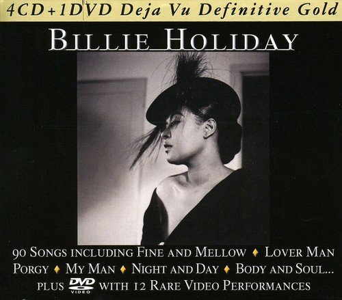 Billie Holiday - Definitive Gold By Billie Holiday (2006-10-23) - Zortam Music