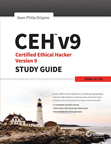 CEH v9: Certified Ethical Hacker - Version 9 Study Guide