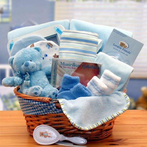 Panier-cadeau 890573-B suffit The Basics New Baby