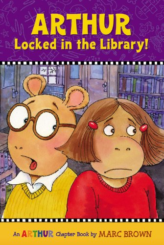Arthur Locked in the Library!: An Arthur Chapter Book (Marc Brown Arthur Chapter Books)