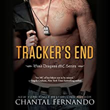 Tracker's End Audiobook by Chantal Fernando Narrated by Eva Christensen, Sebastian York