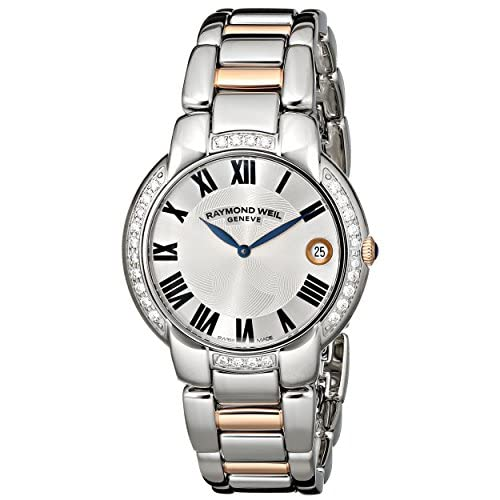 Raymond Weil Jasmine Diamond Ladies Watch 5235-S5S-01659