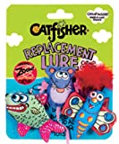Fat Cat Catfisher 3 Pack Replacement Catnip Lures