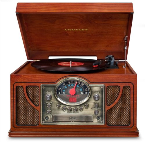 Crosley CR7008A PA Symphony 3 Speed Turntable