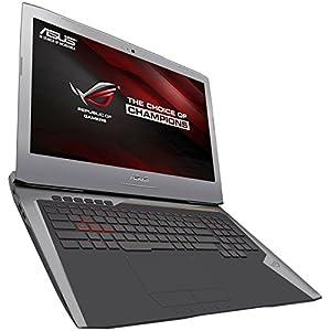 "Asus ROG G752VY-DH78K-HID1 G-SYNC 17.3"" (i7-6820HK 2.7-3.6GHz / GTX 980M 8GB / 512GB PCIe SSD + 1TB HDD / 64GB RAM / BLURAY)"