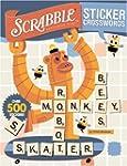 SCRABBLE Sticker Crosswords