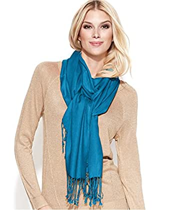 macy s lightweight oversized pashmina scarf sapphire lace