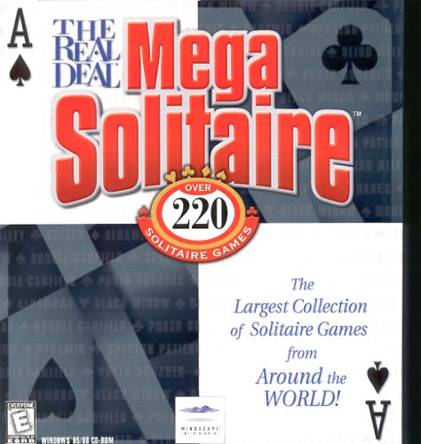 Real Deal Mega Solitaire