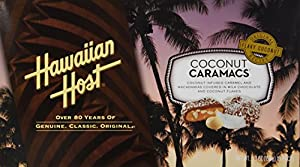 Hawaiian Host Coconut Caramacs 5.3oz