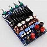 Generic TAS5630 2.1 4ohm Class D Digital Amplifier Board 300W+150W+150W Free Shipping