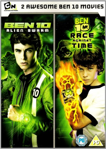 Ben 10 - Alien Swarm/Race Against Time [DVD]