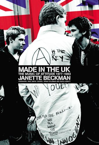Made in the UK: The Music of Attitude, 1977-1983