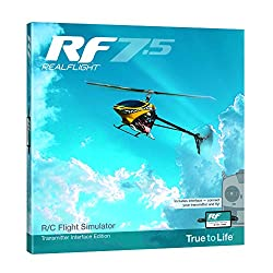 Great Planes RealFlight 7.5 with Wired Interface