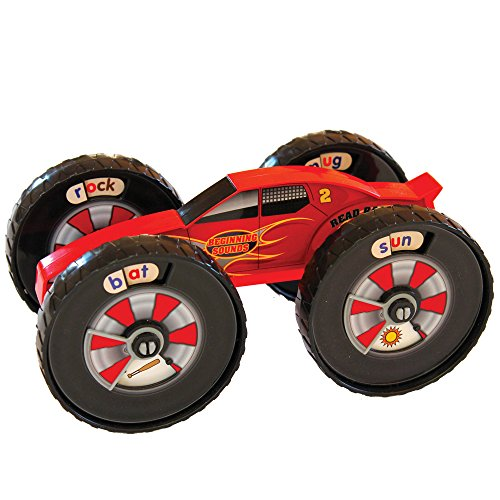 Junior Learning Beginning Sound Racer Vehicle