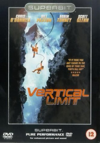 Vertical Limit --Superbit [DVD] [2001]